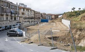Las obras del parking de Velázquez en Plasencia se retoman el 21