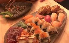 Comida 'japo' en Cáceres y Badajoz