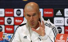 Zidane: «El equipo lo hago yo; si no, me marcho»