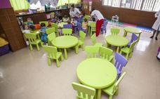 La bajada de la natalidad provoca una crisis en las guarderías privadas cacereñas