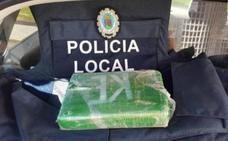 Huir con un kilo de cocaína le costará cuatro años y nueve meses de cárcel