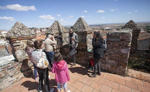 La ciudad de las aves de Cáceres pierde inquilinos