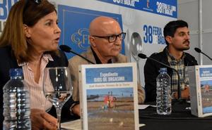 Alonso de la Torre presenta 'Ojos de orgasmo' en la Feria del Libro de Badajoz