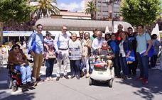 Fragoso creará un parking en el centro de Badajoz para eliminar los coches en la Alcazaba
