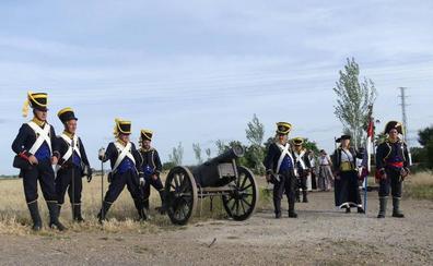 La Albuera, asediada por las tropas napoleónicas