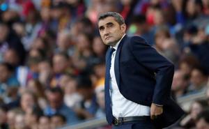 El Barça ensaya la final de Copa en Eibar