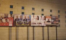 Cinco partidos se disputarán los 13 concejales del Ayuntamiento