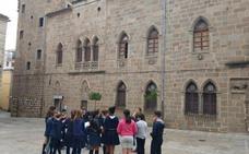 Más de mil alumnos en las visitas en inglés