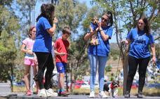 Paseo solidario para fomentar la adopción