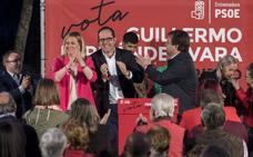 Iglesias recibe el apoyo de Vara