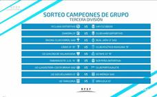 Socuéllamos-Mérida, Formentera-Cacereño, Coria-Villarubia y Moralo-Horta, en la primera fase de ascenso a Segunda B