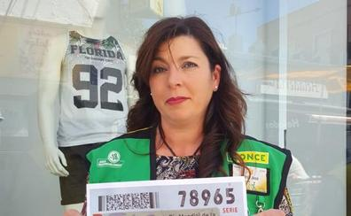 Una vendedora de la ONCE reparte dos millones el fin de semana
