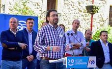 El Partido Popular ofrece en su programa electoral un 'proyecto de ciudad'