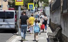 Educación suma 309 solicitudes para 450 plazas de alumnos de tres años
