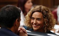 El PSOE ensaya una mayoría sin los independentistas para elegir la Mesa del Congreso