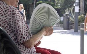 El ascenso térmico hará que la región supere los 30 grados a partir de este miércoles