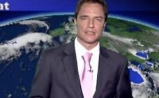 Muere Carlos Cabrera, uno de los hombres del tiempo de Telecinco