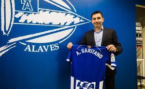 Garitano, presentado como nuevo entrenador del Alavés