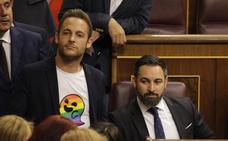 Jornada de fotos simbólicas en el Congreso