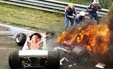 Así fue el trágico accidente de Niki Lauda