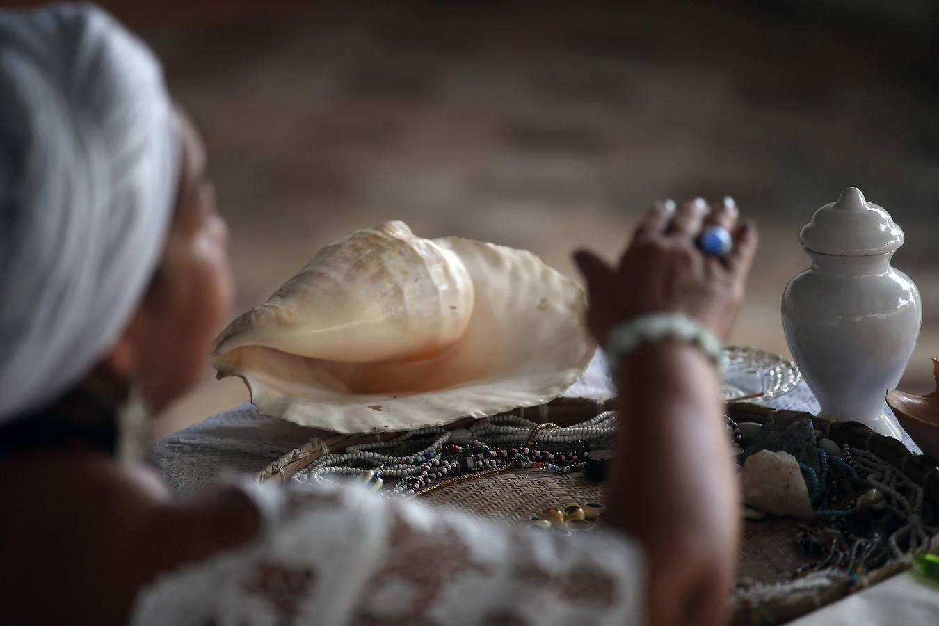 El candomblé, la religión que «resiste» a la creciente intolerancia en Brasil