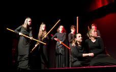 El grupo teatral de la Cooperativa Santa Eulalia opta al premio nacional Buero