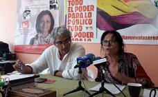IU denuncia en el juzgado presuntas irregularidades en la contratación de la obra del depósito del agua