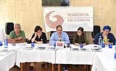 Plasencia en Común propone un programa «abierto y de ruptura con el pasado»