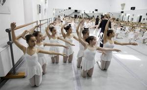 El conservatorio de danza de Cáceres ofrece su gala de fin de curso