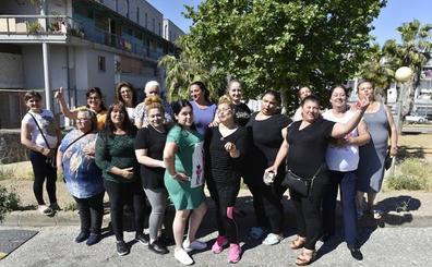 Las mujeres que quieren cambiar Los Colorines de Badajoz