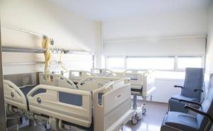El martes abren las urgencias y comienza la hospitalización de pacientes en el Universitario de Cáceres