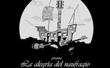 El cantante Jorge Navarro presenta su último disco titulado 'La alegría del naufragio' el viernes en Badajoz