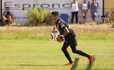 Louis Yamaguochi, del Extremadura B, convocado con la sub-22 de Japón