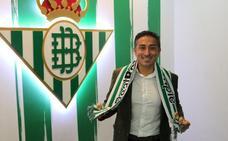 El técnico oliventino Antonio Contreras ficha por el Betis