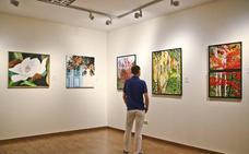 El Palacio de la Isla acoge la exposición de pintura 'Colores y texturas'
