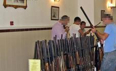 La Comandancia de Badajoz subasta 236 armas