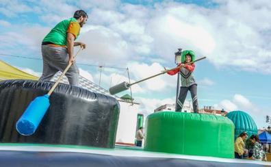 Guareña acoge este viernes los juegos del reciclaje