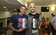 Ferrón recibe el Trofeo David Copito