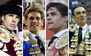 Emilio de Justo, Ginés Marín, Pablo Aguado y Manuel Jesús 'El Cid' visitarán la Feria Ecuextre de Badajoz
