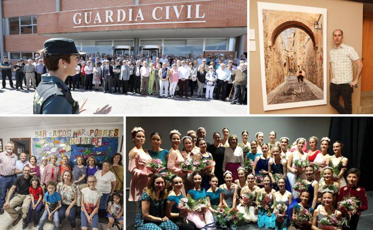 CACERESCAPARATE | Cáceres,de homenaje en homenaje