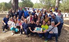 El Club Ciclista Puebla celebra con una fiesta su décimo aniversario