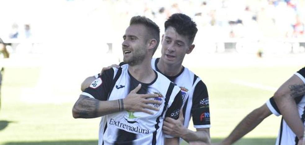 Así hemos narrado el partido CD Badajoz 0 - 1 UD Logroñés