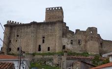 Un castillo en ruina como atractivo