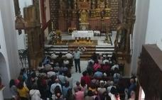 Más de 400 personas visitan el Convento de Santa Ana de Badajoz