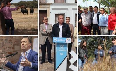 Una campaña en nueve claves