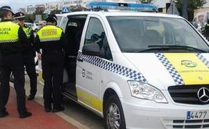 Investigado un conductor en Talavera la Real que triplicaba la tasa de alcoholemia y golpeó a otro coche