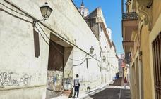 El Arzobispado tiene listo el proyecto para arreglar la cornisa de La Concepción, en Badajoz