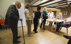 El 53,5% de los extremeños han votado en las autonómicas a las 18.00 horas