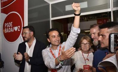 El PSOE gana en Badajoz y Vox y Badajoz Adelante entran en la Corporación