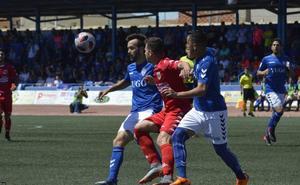 La AD Mérida logra un empate sin goles en el partido de ida frente al Socuéllamos
